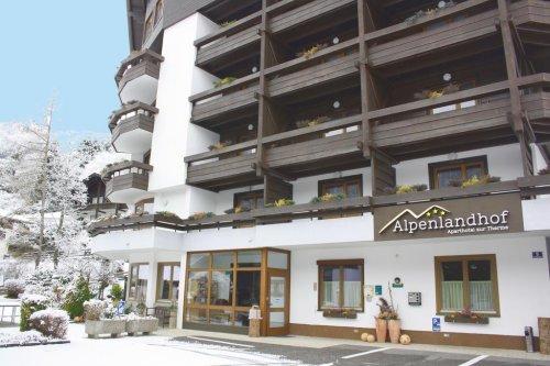 Alpenlandhof Aparthotel zur Therme