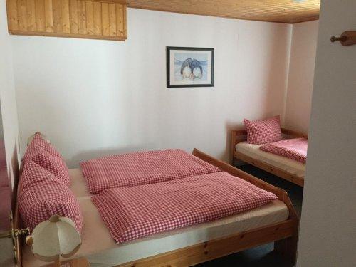 """""""Haus Serena"""": hálószoba"""