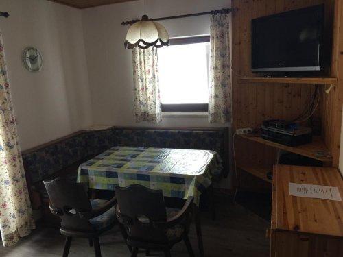 """""""Haus Serena"""" alsó apartman: étkező"""