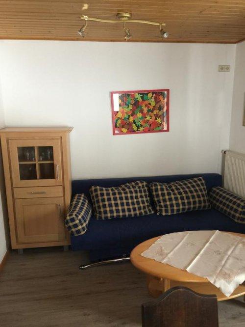 """""""Haus Serena"""" felső apartman: nappali"""