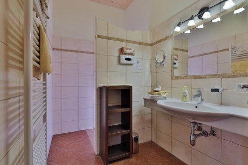 Családi szoba erkéllyel: fürdőszoba