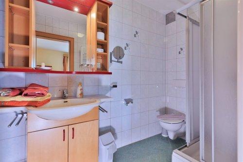 Lakosztály: fürdőszoba