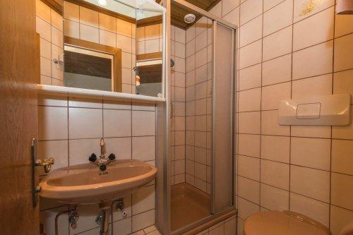 """""""Helena"""" apartman: fürdőszoba"""