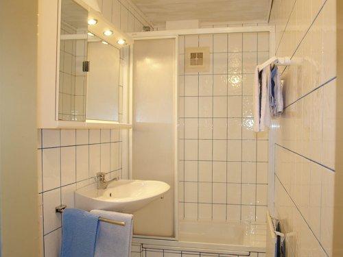 """""""Graslitzen"""" apartman: fürdőszoba"""