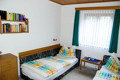 Kisebb hálószoba