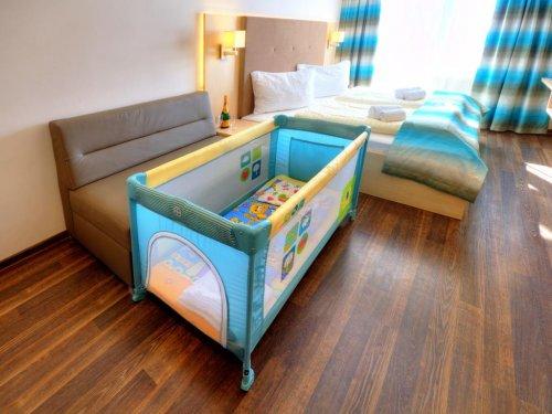 Kétlégterű családi szoba